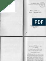 Filosofia Del Derecho -Juan Manuel Teran