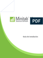 Minitab16MultiUserInstallationGuide Es