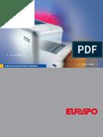 EURAPO Catalogo SigmaPrisma
