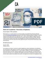 e61 Dossier Diario de La Epidemia