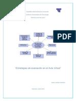 Estrategias de Evaluacion en Aula Virtual II