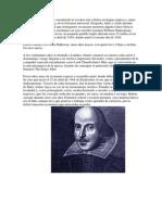 William Shakespeare es considerado el escritor más célebre en lengua inglesa y