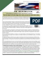 Lnr 93 (Revista La Nueva Republica) 13 de Septiembre 2013 Cubacid.org Pr