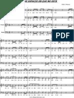 El_breve Espacio , Piano