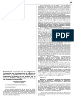 D.S. Nº 227-2013-EF