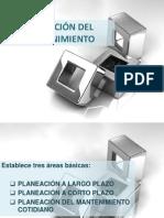 Mantenimiento-planeacion y Programacion