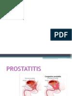 Prostatitis y Pielonefritis