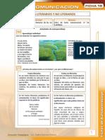 Fichas de Lenguaje