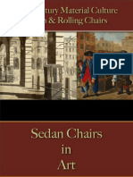Transportation - Sedan Chairs & Rolling Chairs