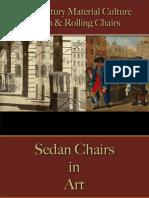 Transportation - Sedan Chairs & Rolling Chairs