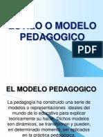 Modelo o Estilo Pedagogico[1]