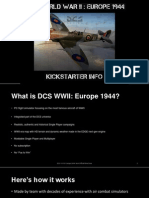 DCS WWII Non-Official Brochure (Download for HD version)