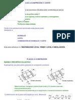 METALICA Clase 6.1 Placas a Compresion y Corte