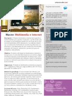 Master Multimedia e Internet
