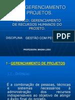 MBA em GERENCIAMENTO DE PROJETOS (Versão 3)