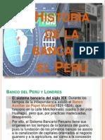 Historia de la banca en el Perú