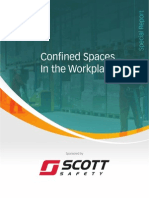 Confined Spaces in the Workplace