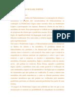 Falseacionismo de Karl Popper