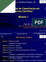 Workshops Escrita Modulos 1 2