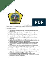 Berdasarkan Peraturan Daerah Tingkat II nomor 3 tahun 1975 ditetapkan lambang Kabupaten Gresik seperti pada gambar diatas.doc