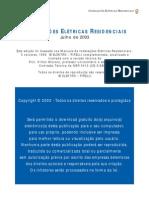 37975000 Manual de Instalacao Eletrica Residencial Parte 1