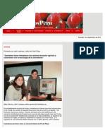 2008 0222 Entrevista Con Jahir Lombana - Editor de Fresh Plaza