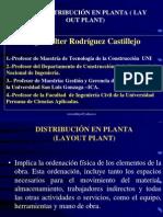 3a1clase3 Distribucion en Planta Clase 3a1
