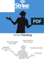 GPS Tracking by Strike