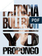 Patricia Bullrich Yo Propongo