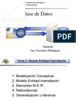 Base de Datos Tema 3