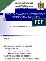 068- Antitusivos y Broncodilatadores