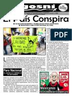 KGOSNI 135-EL PAÍS CONSPIRA