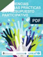 Arena y Martinez - Experiencias y buenas prácticas en Presupuesto Participativo