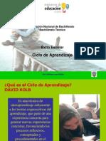 Ciclo de Aprendizaje - Copia