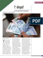 When the Rupee Drops - (W)Health Check - September 2013- Kapil Khandelwal - EquNev Capital