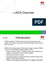 TRACS Overview