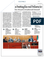 Rassegna Stampa 16.09.2013