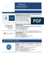 APECES - Newsletter N 5. 16-21.9.2013