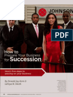 how to prepare your business for succession.pdf