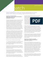 2012 , July - Fenwick Dispatch