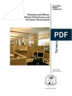 H+G Lighting Guide - Windows and Offices: