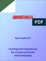 Airworthiness - 2005 Part 7