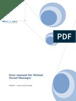 Virtual Social Manager User Manual