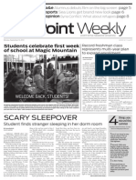 The Point Weekly - 9.16.2013