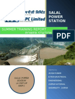 Training Report Electrical