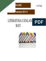 Presentació litcat 1314