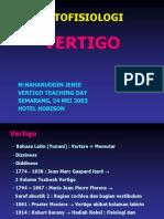 42011514 Patofisiologi Vertigo