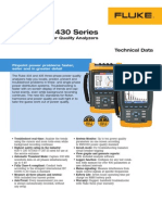 Three-Phase Power Quality Analyzers