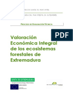 Valoracion activos ambientales