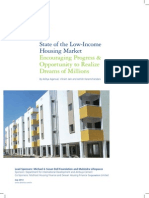 20130725 State of the Low-Income Housing Market- Monitor Deloitte